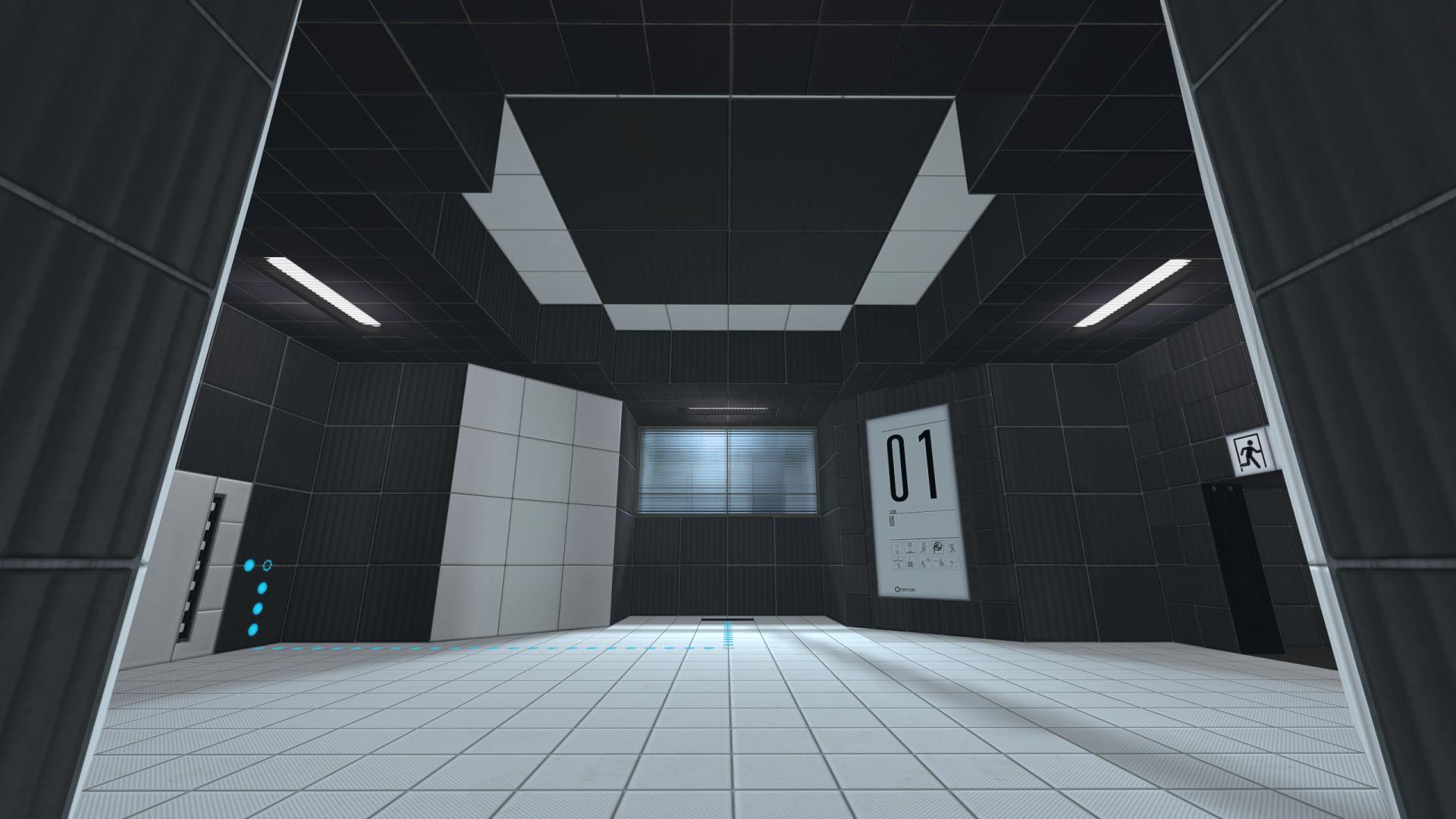Portal Reloaded Screenshot 1