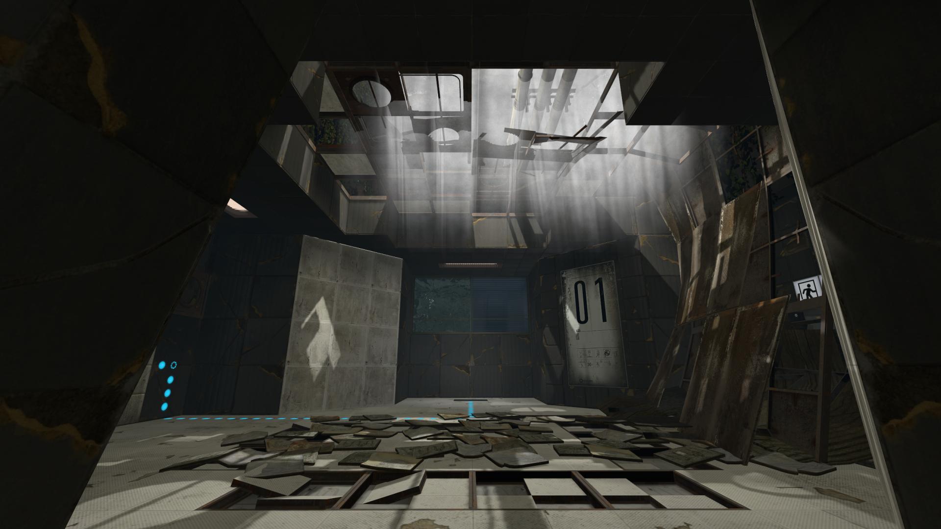 Portal Reloaded Screenshot 2