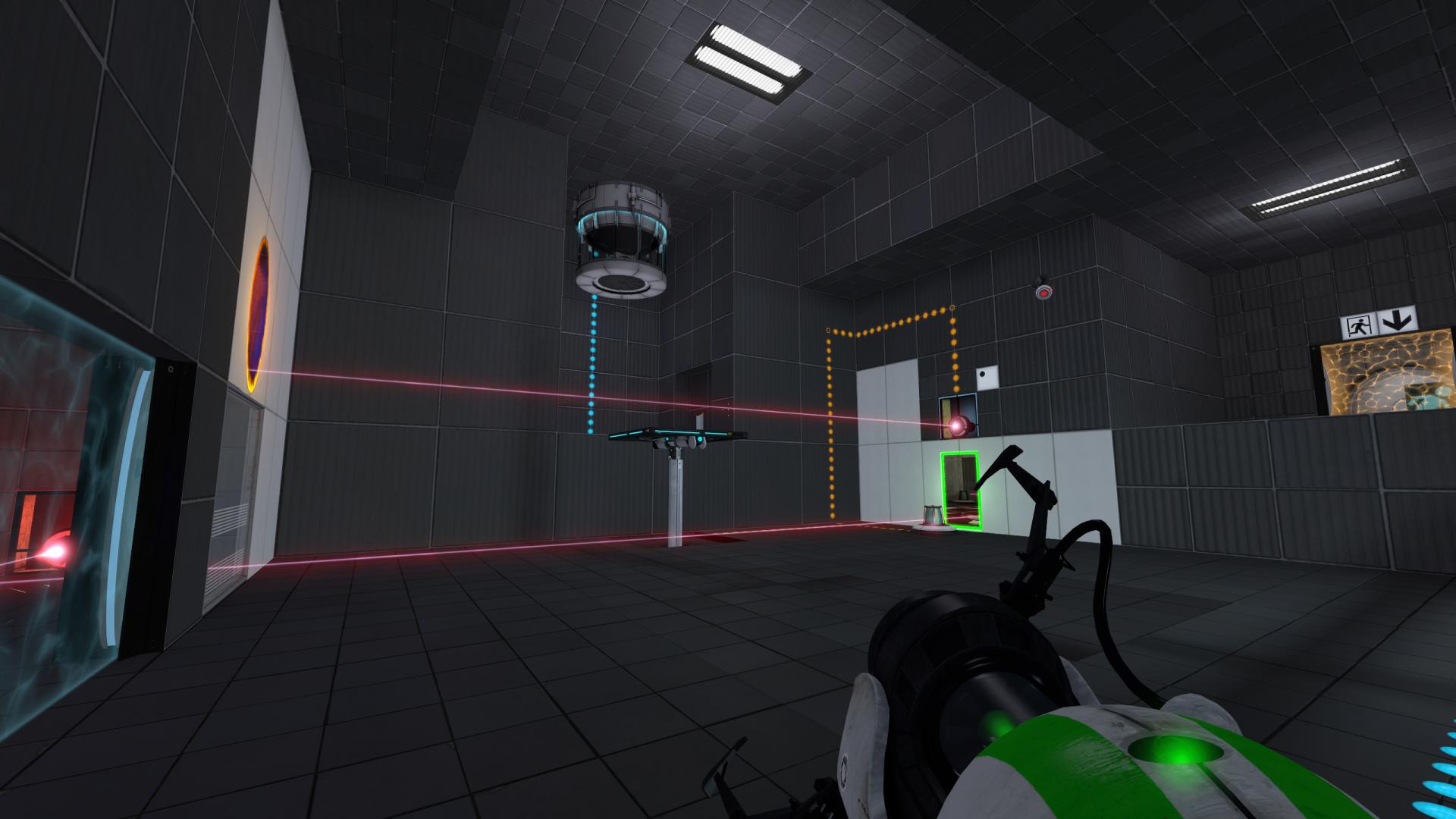 Portal Reloaded Screenshot 4